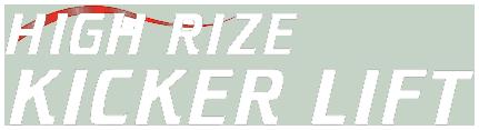 KickerLift Logo